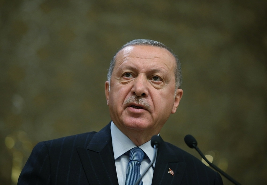 Erdoğan'dan Süleyman Arif Emre'nin oğluna taziye telefonu