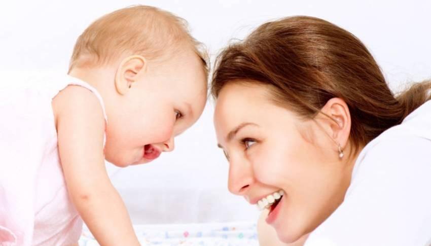 """""""Bebeğinizin üzerini ve etrafını kirletmesine izin verin"""""""