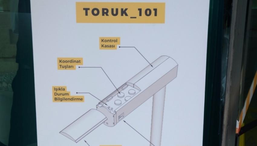 Türk mühendisler geliştirdi! Terörle mücadelede kullanılacak