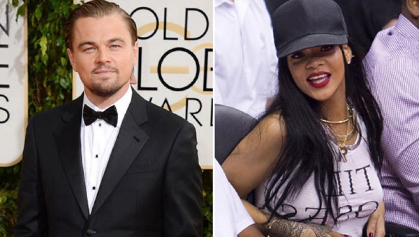 Rihanna, Leonardo DiCaprio'dan hamile!