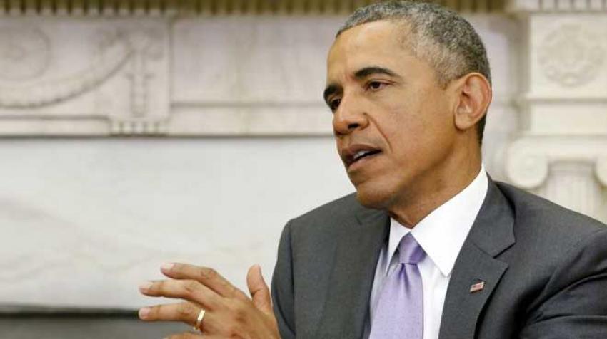 Obama yılın gafına imza attı!