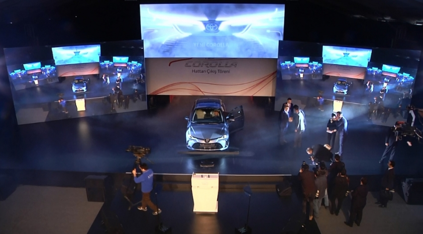 Türkiye'de üretilen ilk hibrit sedan