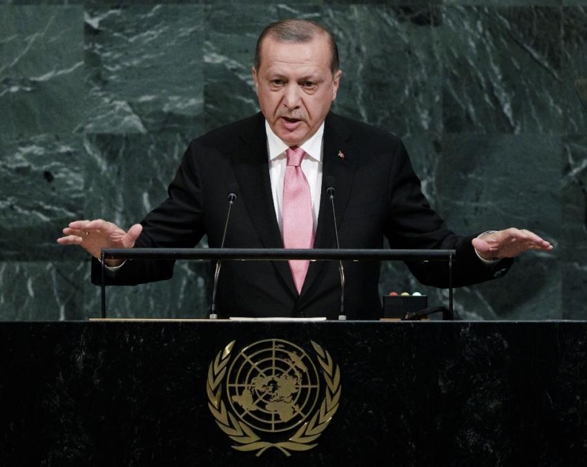 Erdoğan'dan referandum uyarısı: Elinizdekini de...