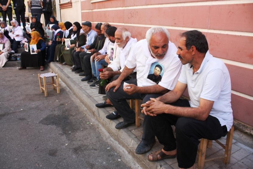 HDP önünde eylem yapan ailelerin sayısı 25'e yükseldi