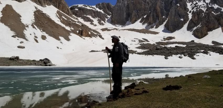 Munzur Dağları saklı cennet