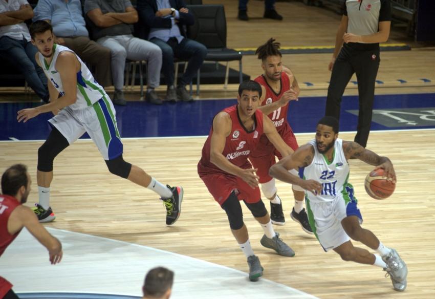 Tofaş 93-67 Gaziantep Basketbol