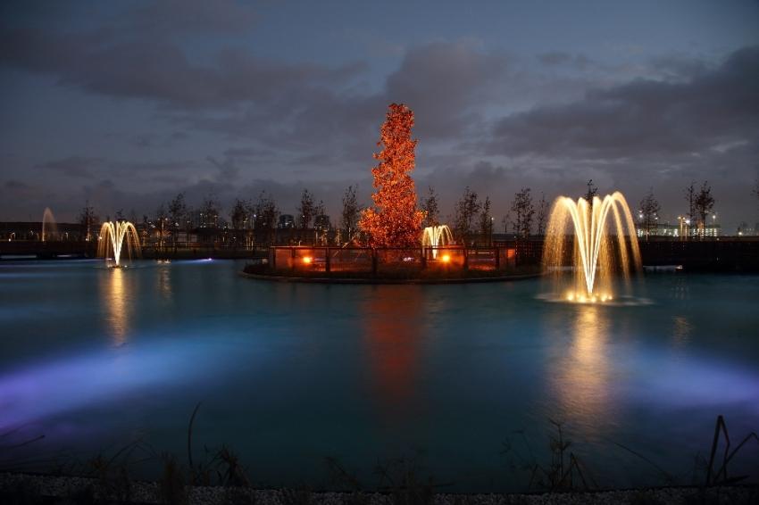 İstanbul'da 5 millet bahçesi yarın açılıyor