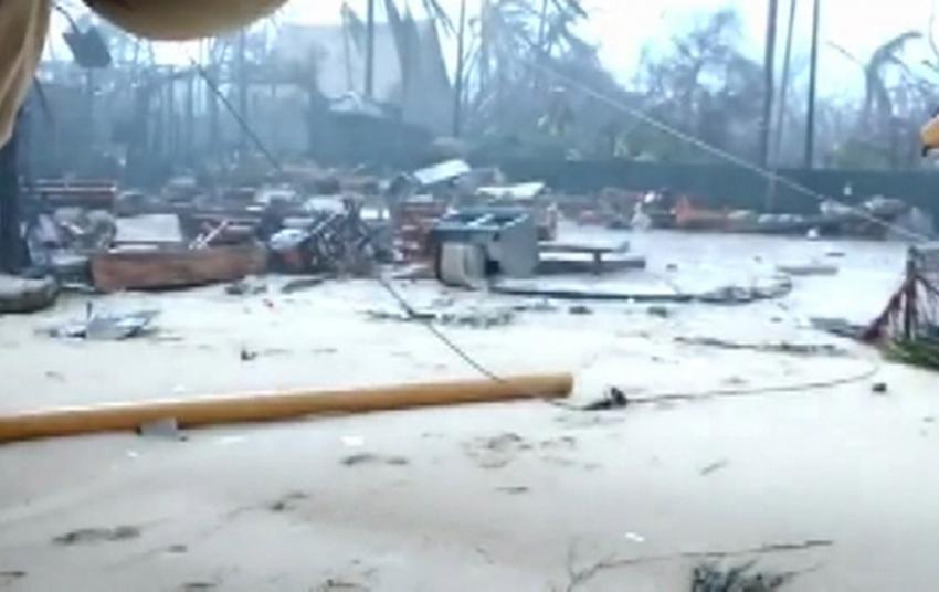 Irma kasırgası huzur evini vurdu: 6 ölü