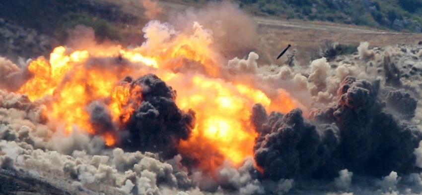 Hama'da peş peşe 4 patlama