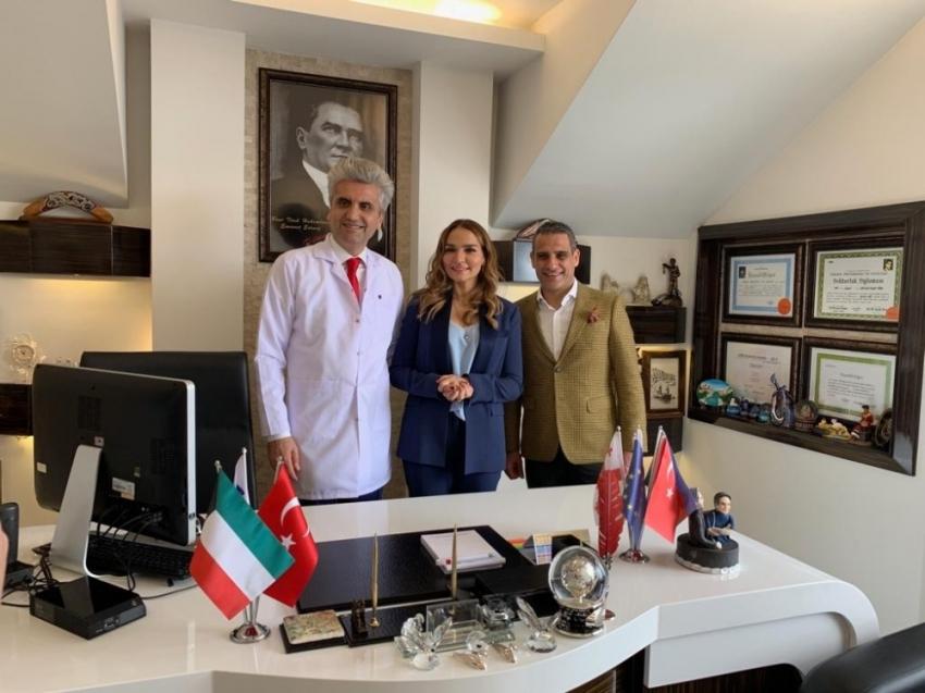 """Ebru Akel: """"Samsun Türkiye'nin Miami'si"""""""
