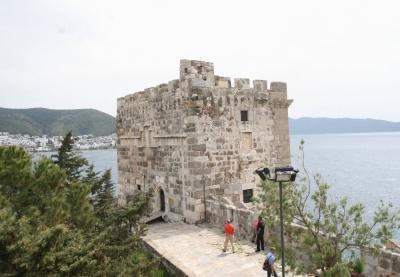 Bakanlıktan Bodrum Kalesi açıklaması