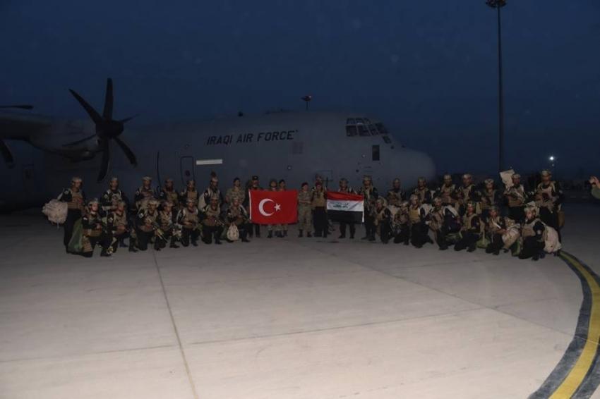 """TSK: """"Sınırdaki tatbikat Irak güçleriyle birlikte yapılacak"""""""