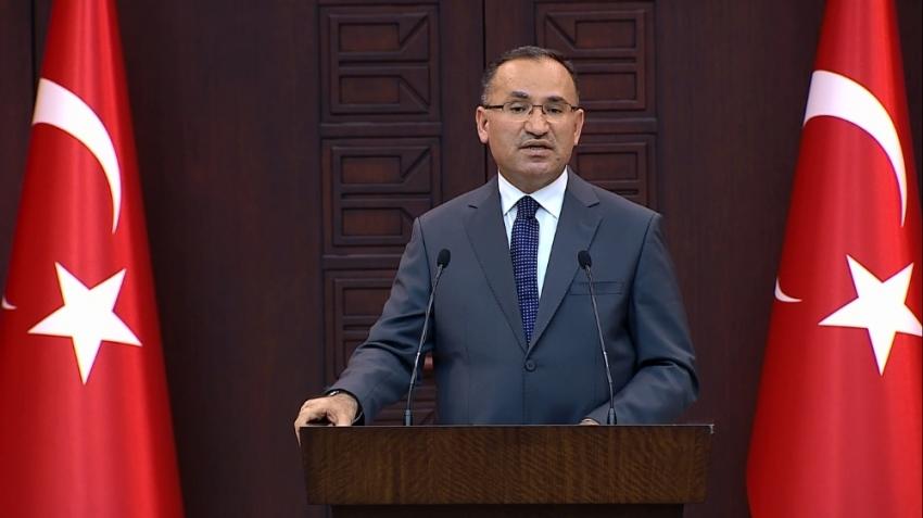 """""""Trump'ın Kudüs kararı, Türkiye için yok hükmündedir"""""""