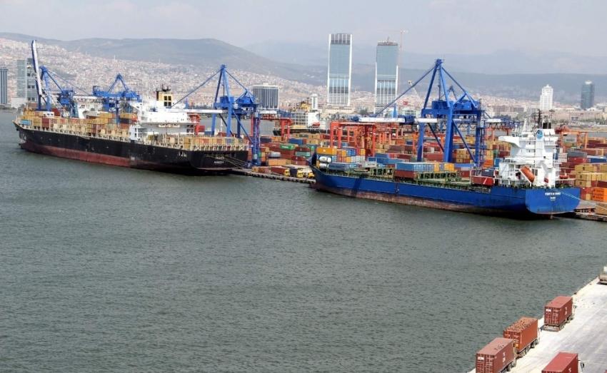 İhracat yüzde 9,4 arttı, ithalat yüzde 21,3 azaldı