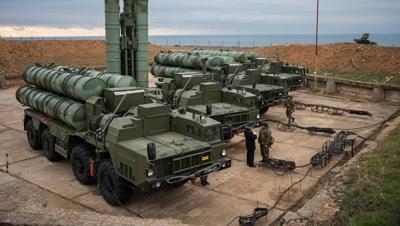 Rusya, Kırım'a S-400 kuruyor
