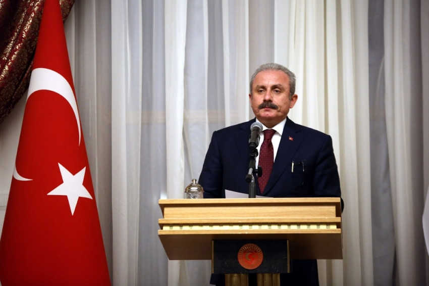 """Şentop, """"Milletimiz İstanbul için tercihini yapmıştır, hayırlı olsun"""""""