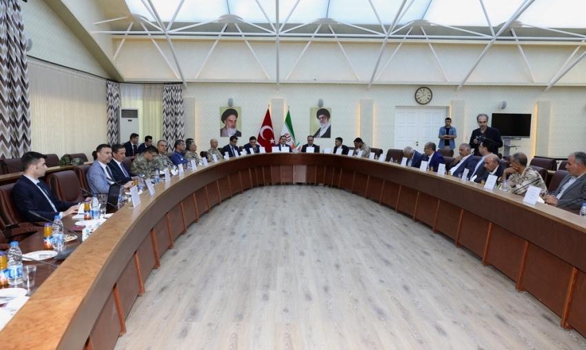Türkiye-İran 51. Alt Güvenlik Komite Toplantısı yapıldı