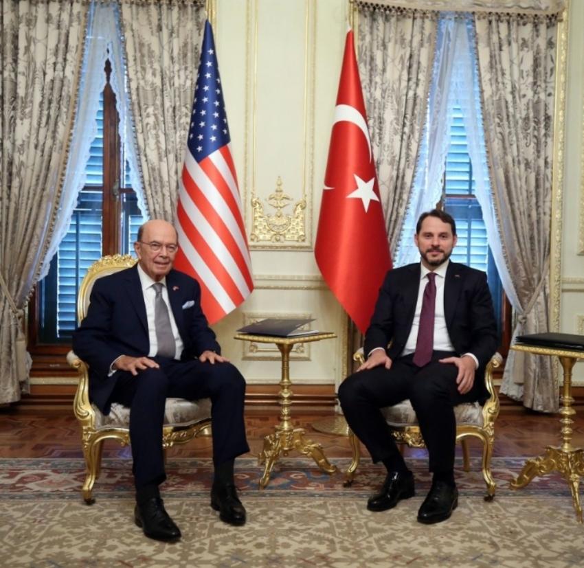 Bakan Albayrak'tan ABD açıklaması