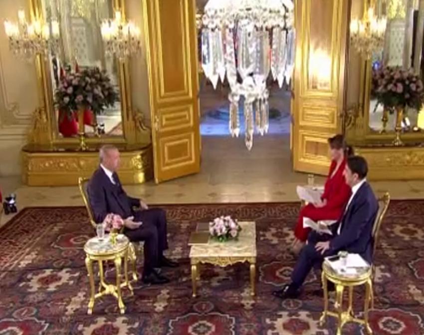 """Cumhurbaşkanı Erdoğan: """"Bu bireysel bir terör eylemi değil, bu örgütlü bir terör eylemidir"""""""