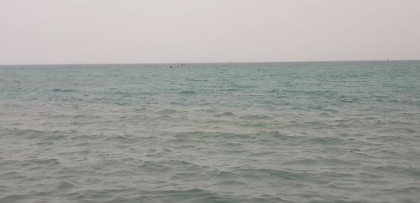 Kaçak göçmenlerin botu battı: 1 çocuk öldü