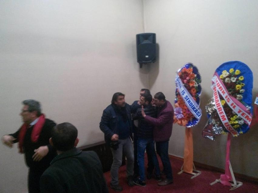 CHP'de bir gerginlik de Afyonkarahisar'da
