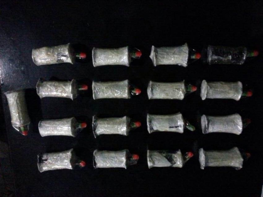 17 adet boru tipi bomba ele geçirildi