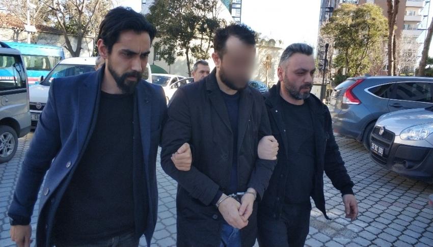 Bar önündeki silahla yaralamaya tutuklama