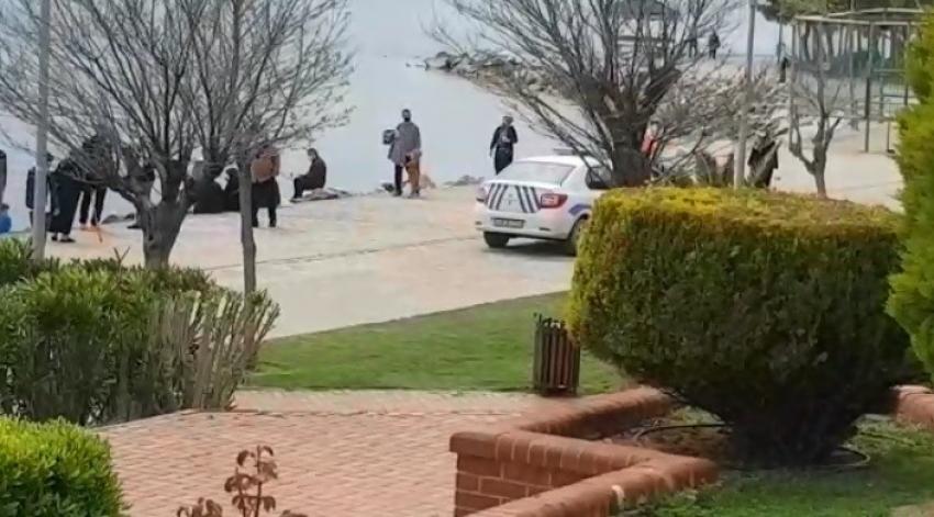 Bursa'da polis anonsuna bile dikkate almadılar