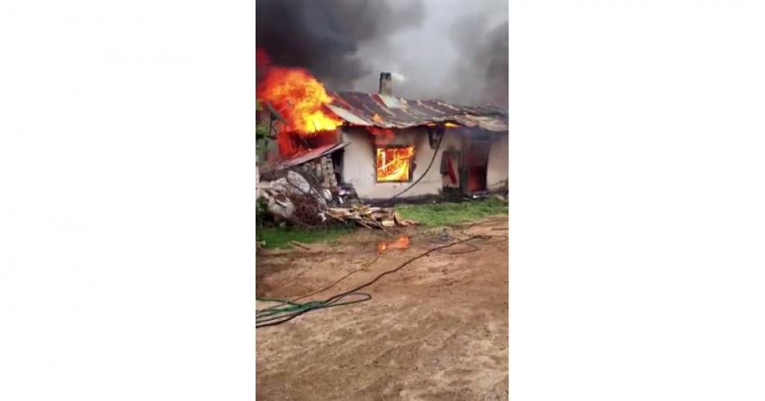 Yeşilçam oyuncusu yangın kurbanı