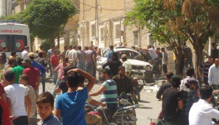 El Bab'da patlama: 1 ölü