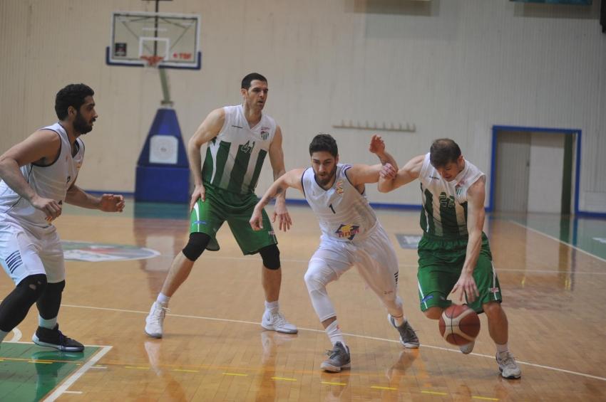 Final Gençlik-Bursaspor Basketbol: 59-87