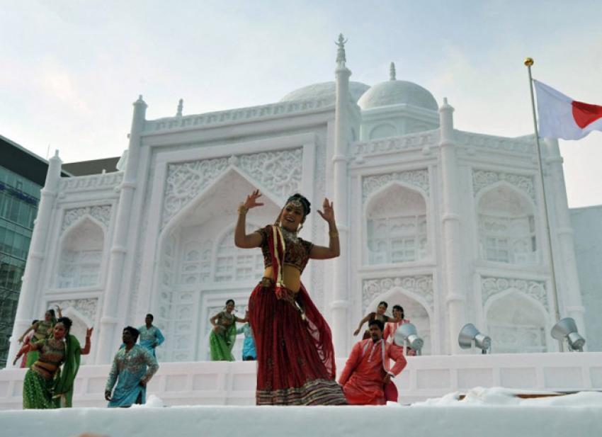 İşte dünyanın en yaratıcı 18 kardan heykeli!