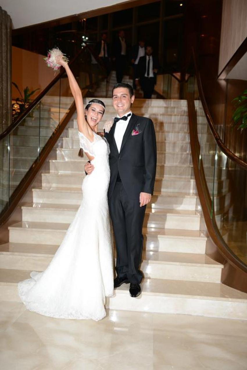 'Gözde' çifte muhteşem düğün