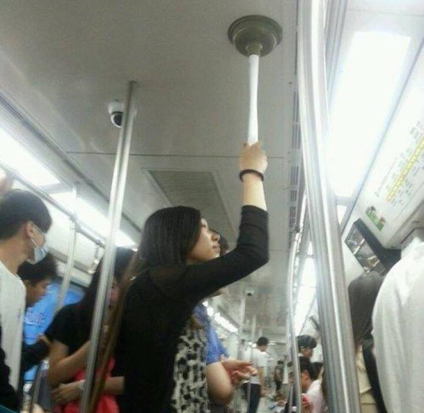 Dünya metrolarından çılgınca 12 fotoğraf karesi!