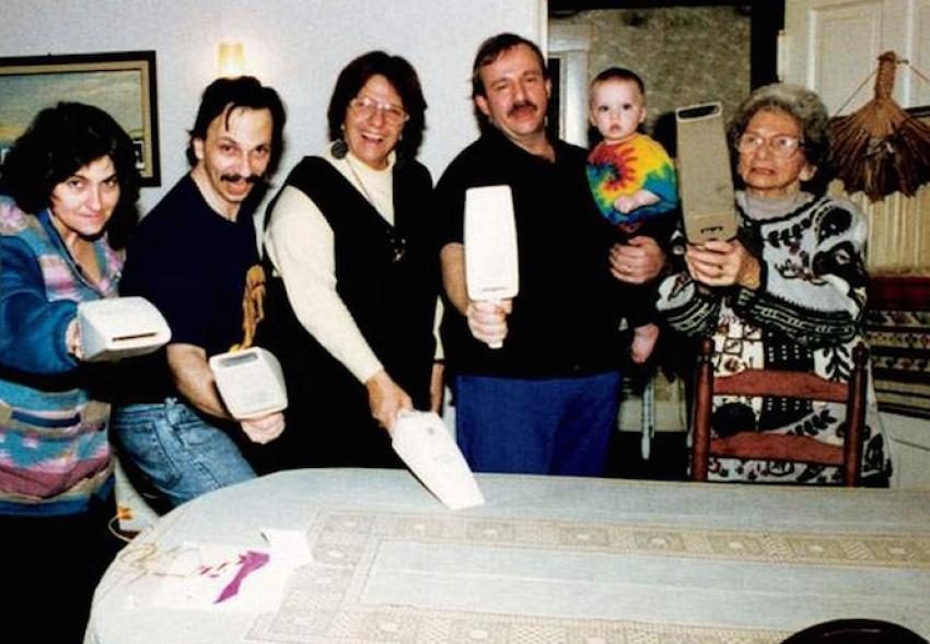 En garip 10 aile fotoğrafı!