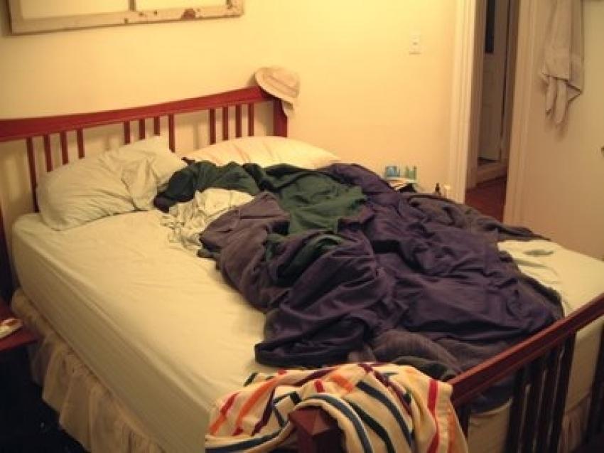 """""""Sakın Yataklarınızı Toplamayın"""" bakın neden?"""