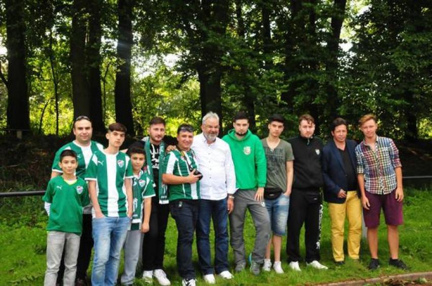 Bursaspor kamp günlüğü (26 Temmuz)