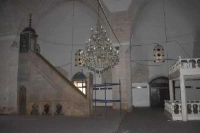 400 yıllık tarihi cami restore ediliyor