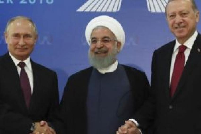 Türkiye - Rusya ve İran arasında flaş anlaşma...