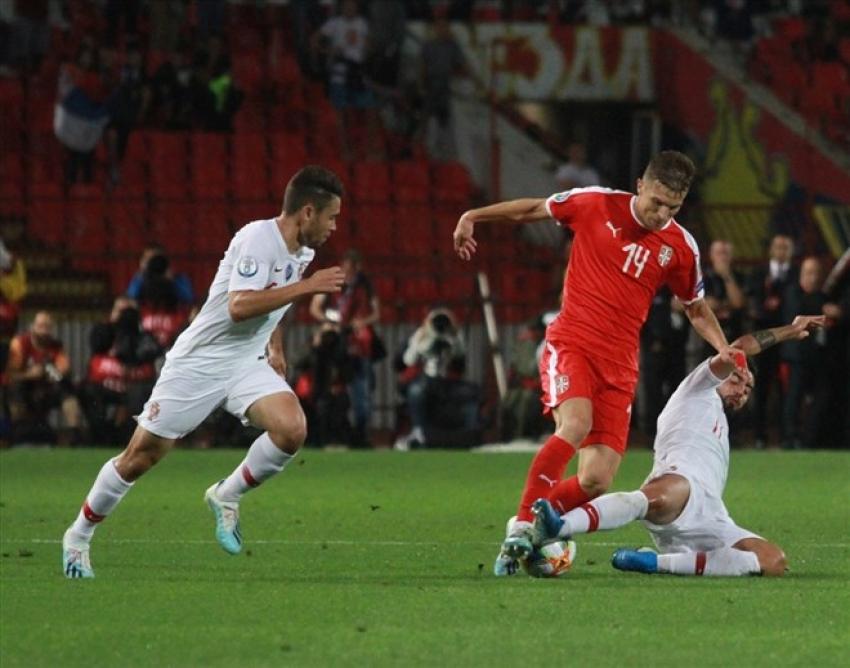 Portekiz, deplasmanda Sırbistan'ı 4-2 yendi