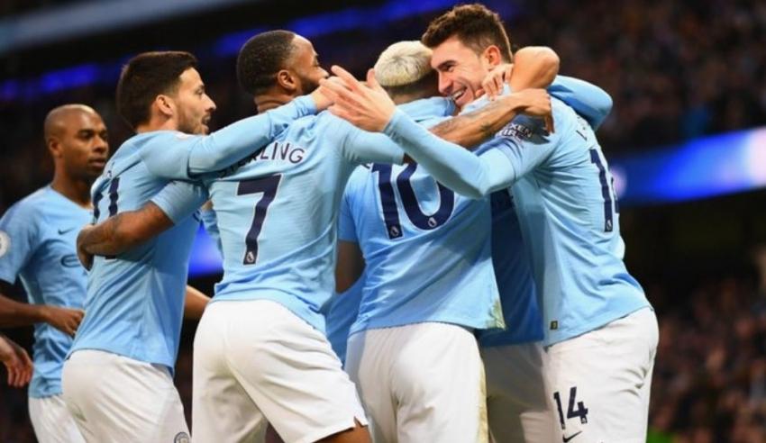 Shakhtar Donetsk 0-3 Manchester City