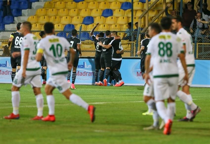 Altay 2-1 Bursaspor