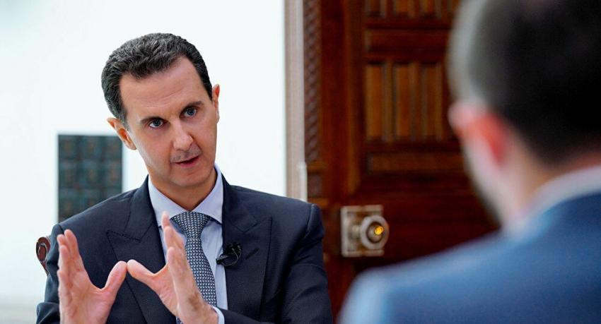 Esad Türkiye'yi kızdırmaya devam ediyor!