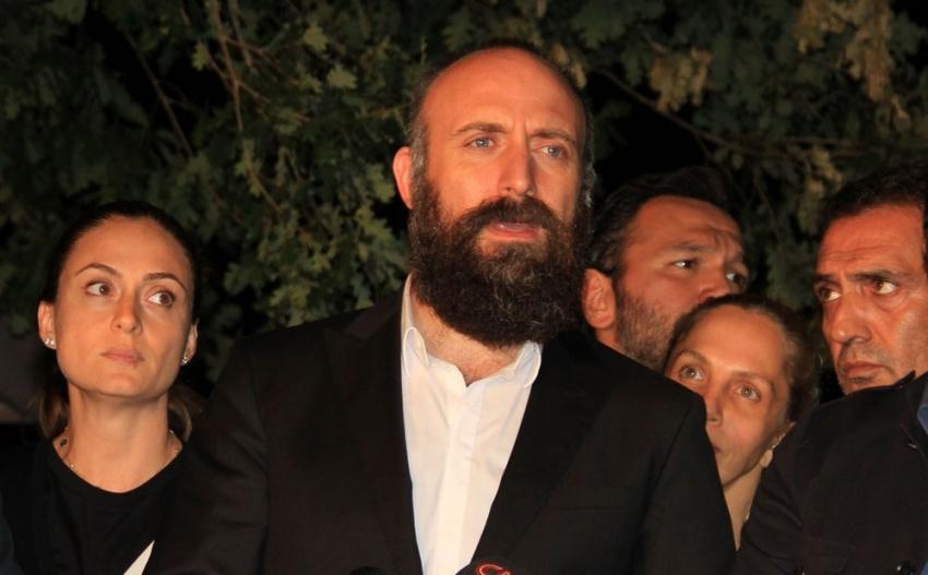 Halit Ergenç'e saldıran iki kişi yakalandı