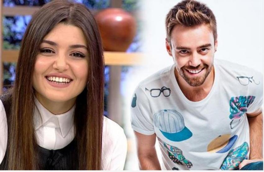 Murat Dalkılıç ve Hande Erçel aşk mı yaşıyor?