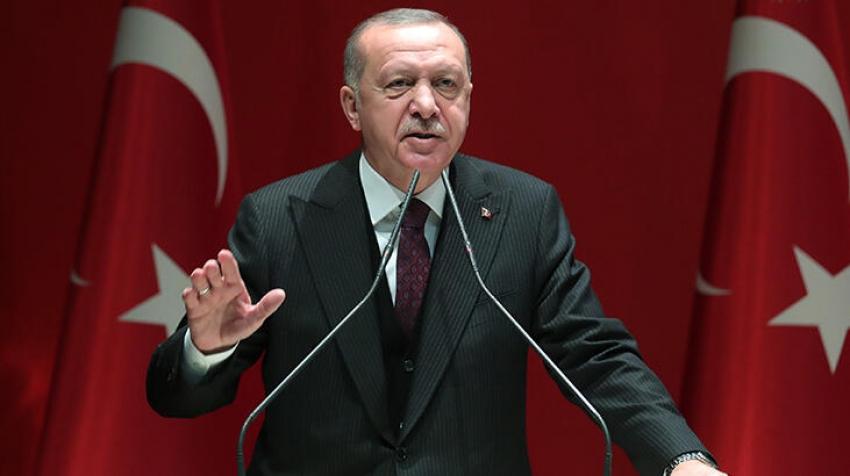 Erdoğan, Türk Polis Teşkilatı'nın 175'inci yılını kutladı