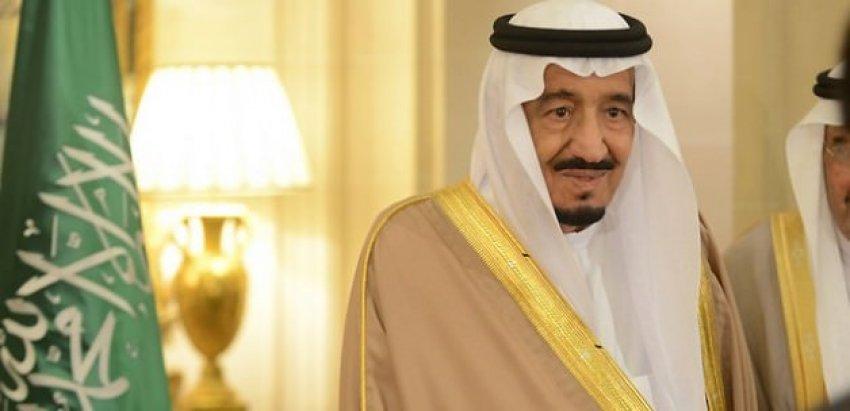 Kral Selman'dan ABD'ye tavır!