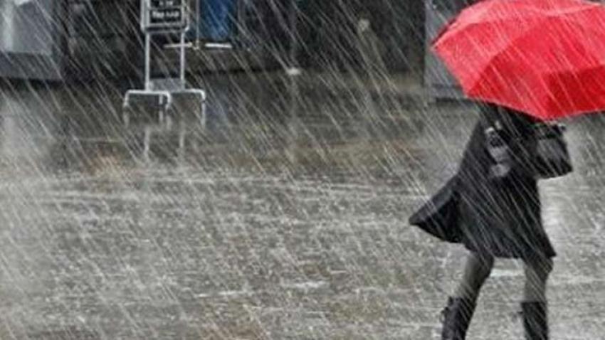 17 ile kuvvetli yağış uyarısı!