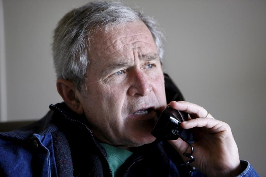 Bush'lardan Trump'a ağır sözler