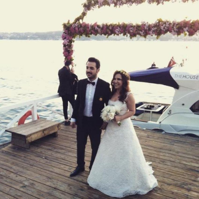 Gülhan Tekin Hasan Elmas evlendi